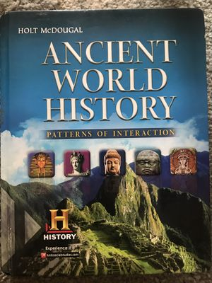 World History Textbook for Sale in Anchorage, AK