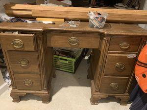 Antique Desk for Sale in Atlanta, GA