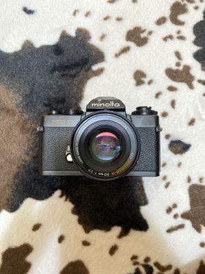 Minolta Film Camera for Sale in Hemet, CA