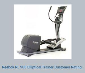 Reebok RL 900 Elliptical for Sale in Fresno, CA