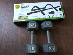 Golds Gym Equipment for Sale in Cleveland, OH