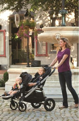 Baby jogger city select double stroller with second seat brand new for Sale in Chandler, AZ
