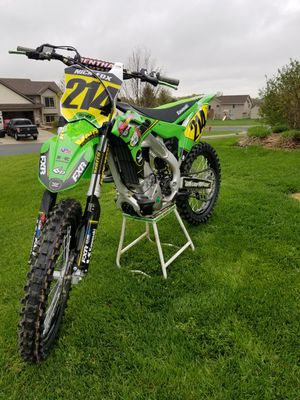 2018 Kawasaki 250f for Sale in Lakeville, MN