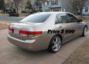 Needs Nothing.2004 Honda Accord.Needs.Nothing Clean FWDWheels One Owner for Sale in San Bernardino, CA