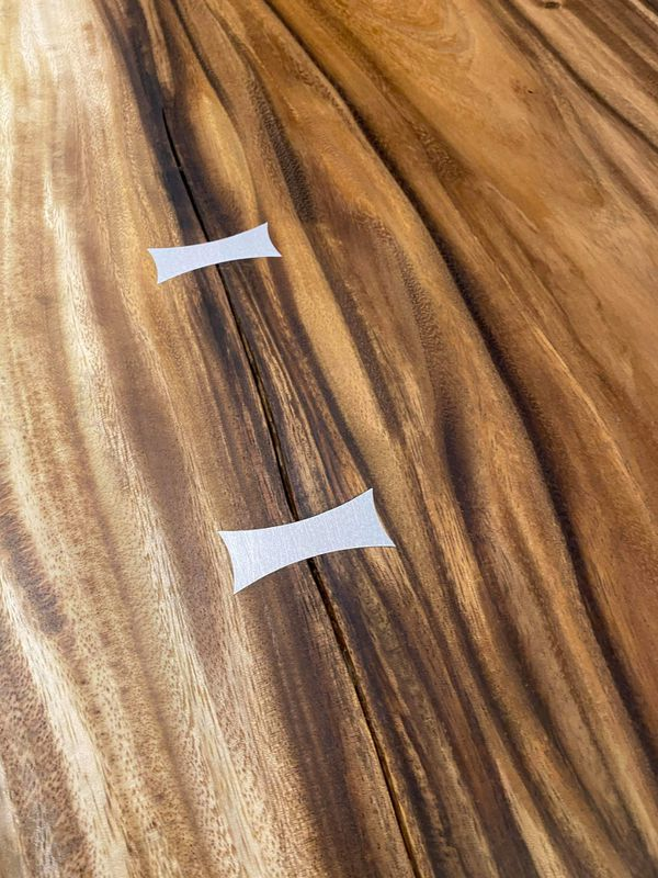 Extended Holiday Sale - Coffee, Dining, End tables (Live edge)