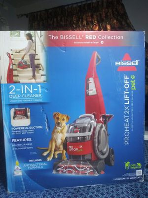 BISSELL carpet cleaner for Sale in Pomona, CA