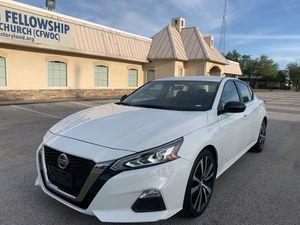 2019 Nissan Altima SR for Sale in Dallas, TX