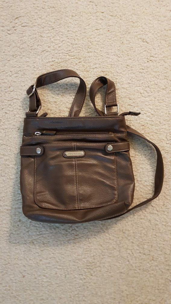 Rosetti brown - small hand bag