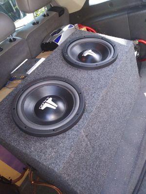 Jl audio w6 10inch for Sale in Castro Valley, CA