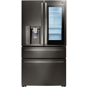 Brand new LG InstaView 22.7-cu ft 4-Door Counter-Depth French Door Refrigerator with Ice Maker and Door within Door. # LMXC23796D for Sale in Seattle, WA