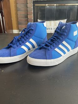 Brand New Adidas Basket Profi Royal Blue 2020 Hightops! Mens size 11! Send offers for Sale in Anaheim,  CA