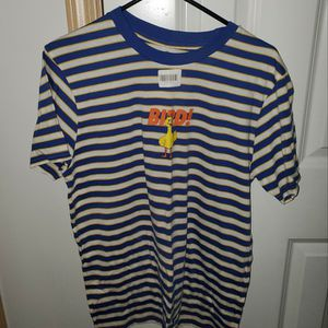 Sesame Street Striped Big Bird T-Shirt for Sale in Seattle, WA