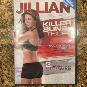 Jillian Michaels Killer Buns And Thighs for Sale in Stevenson Ranch, CA