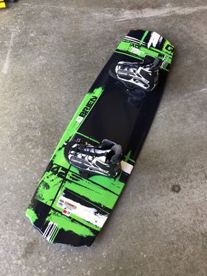 OBrien Ace 142 wakeboard for Sale in Sioux Falls, SD
