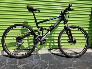 Cannondale Jekyll 600 Full Suspension Mountain Bike, Aluminum. Size : M - Excellent Condition for Sale in Plantation, FL