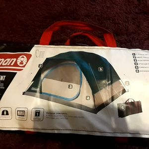 Coleman 4-person Skydome Tent for Sale in Denton, TX