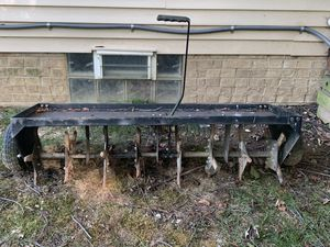 Aerator for lawn tractor for Sale in Cleveland, OH