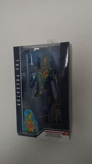 Thermal vision fugitive predator (action figure) for Sale in Antioch, CA