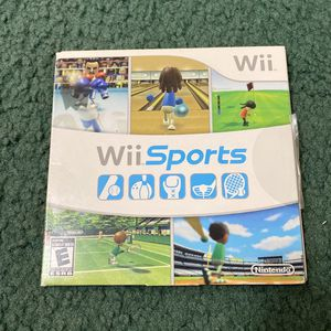 Wii Sports for Sale in Lexington, SC