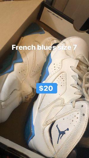Jordan's Size 7 for Sale in Mesquite, TX
