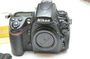 Nikon USA D700 12.1 MP CMOS FX Digital SLR Camera for Sale in New York, NY