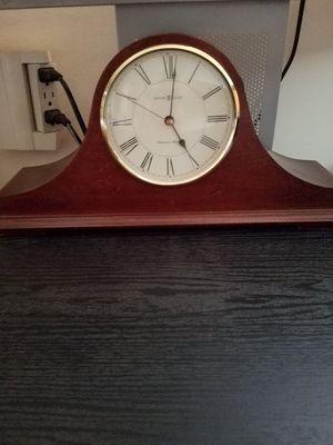 Howard Miller Mantle clock for Sale in Richmond, VA