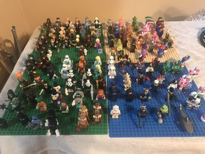 Lego minifigures for Sale in Portland, OR
