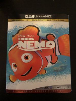 Finding Nemo AND Finding Dory (Blu-Ray) for Sale in Los Angeles, CA