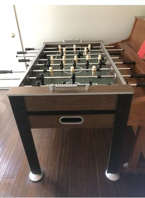 Foosball table for Sale in Lynnwood, WA