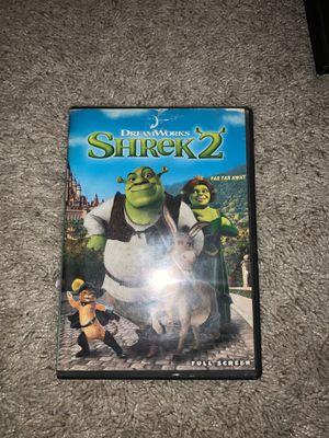 Shrek 2 for Sale in Belmont, MA