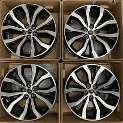 """2021 Ford Explorer ST Wheels Rims Rines Factory OEM 20"""" for Sale in Long Beach,  CA"""