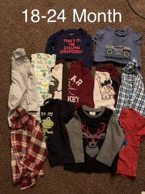 Baby boy / toddler clothes for Sale in Pittsburgh, PA