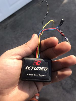 K-swap k-tuned immobilizer bypass for eg,ek Honda and Acura for Sale in Madera, CA