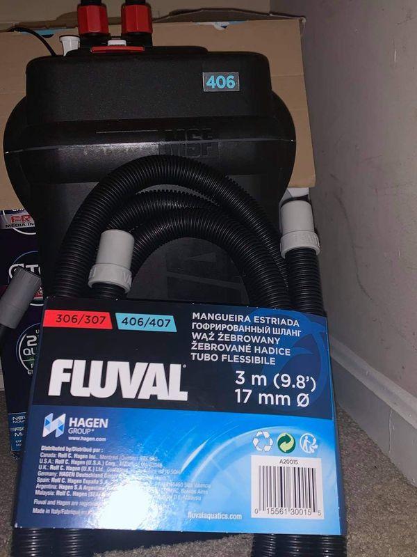 Fluval 406 aquarium filter