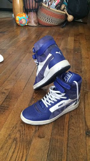 Puma high top size 7 for Sale in New York, NY