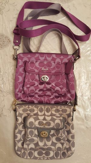 2 new coach bags for Sale in Brooklyn, NY