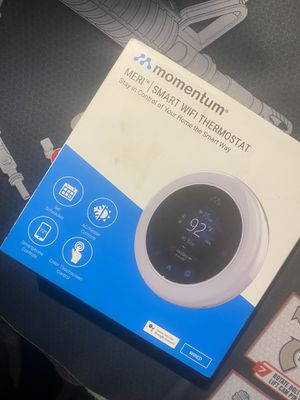 Smart Wi-Fi Thermostat brand new in box for Sale in Vancouver, WA