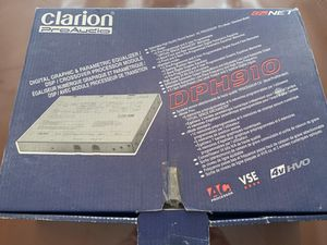Nos Clarion Pro Car Audio Equalizer/Crossover for Sale in Batavia, IL