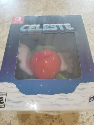 Celeste Nintendo Switch Collector's Editon for Sale in Valley Stream, NY