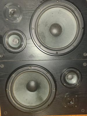 Yamaha Speaker 140watt Max NS-A635A for Sale in Queens, NY
