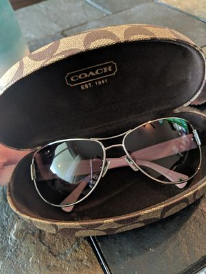Woman's Authentic Coach Sunglasses - NEW for Sale in Safety Harbor, FL
