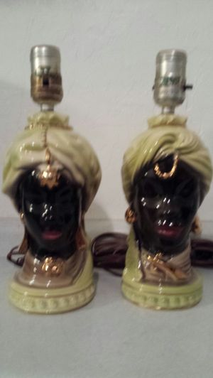 Antique porcelain lamps for Sale in Tolleson, AZ