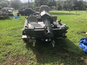 Aggressor bass boat for Sale in Lakeland, FL