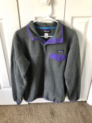 Patagonia pull over for Sale in Acworth, GA