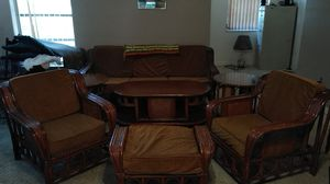 7 piece set of indoor/outdoor furniture for Sale in Spring Hill, FL