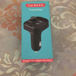Car Kit Fm New In Box for Sale in Newburgh Heights,  OH