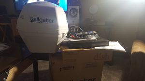 Tailgaters satellite set up for RV or home for Sale in Spokane, WA