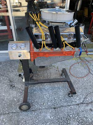 Unique Hot Rod Engine Propane BBQ Grille for Sale in N REDNGTN BCH, FL