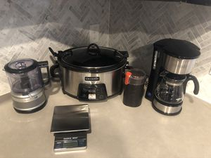 Small kitchen appliances for Sale in Houston, TX