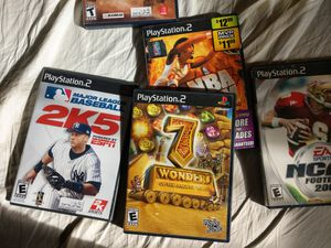 $30 ps2 games for Sale in Plano, TX